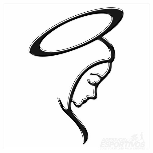 Adesivo Emblema Nossa Senhora