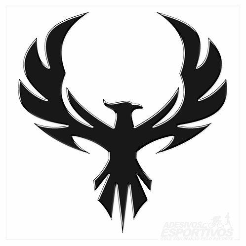 Adesivo Emblema Fenix