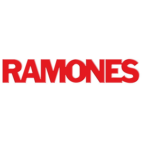 Adesivo Emblema Ramones - Linha Heavy Metal Rock