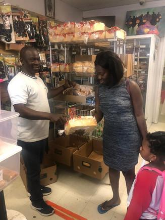 Rosemond African Foods & Market Inc. // Business Nominee