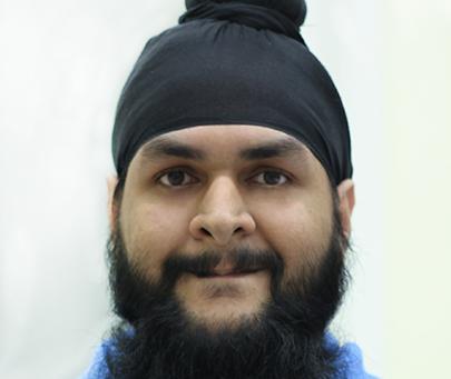 Inderpreet Dhillon (Volunteer)