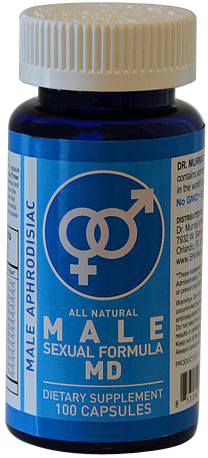 Dr. Murray's, Prostate, Health, Erectile Dysfunction, Gluten-Free, Anti-Aging, Nutraceutical, Supplement