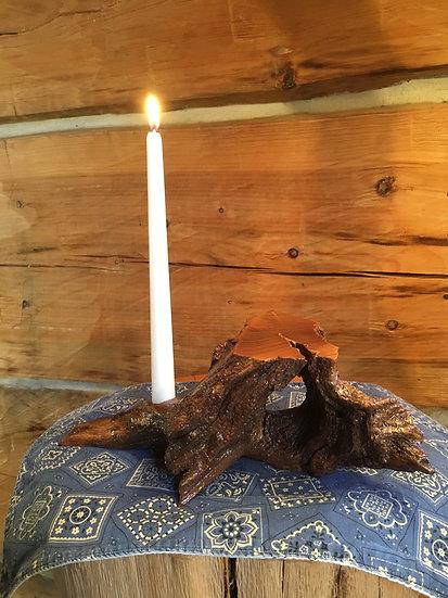 Locust Candle Holder