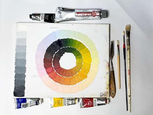 Online Color Class