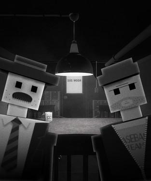Room 202 : VR mini-game