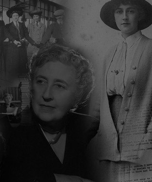 #125 Stories : Agatha Christie social media campaign