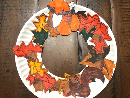 Make a Fall Wreath!
