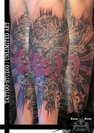 Andenken R.I.P. Tattoo / Memory R.I.P. Tattoo