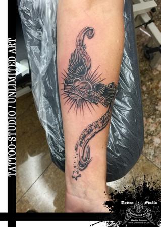 Erinnerung Tattoo // Memory Tattoo
