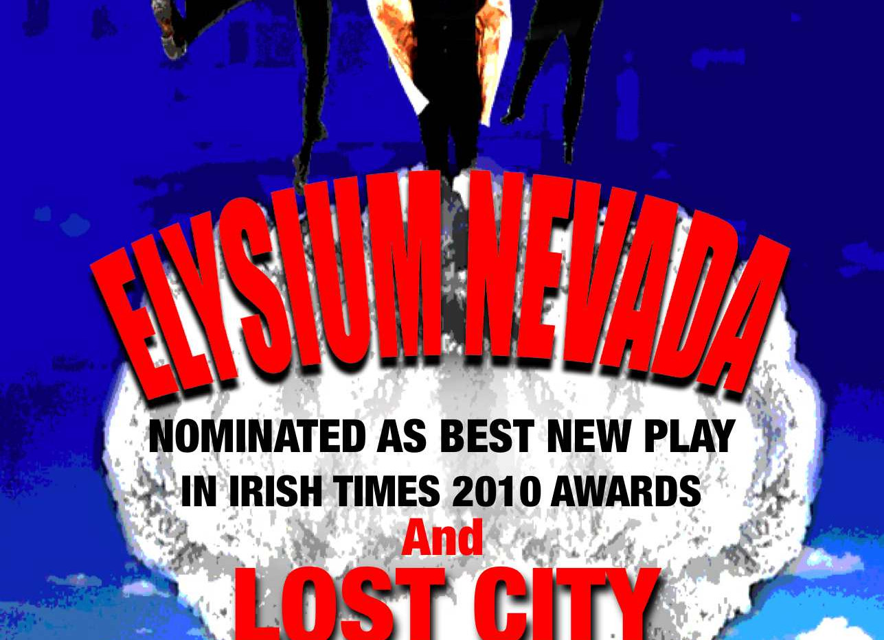 Lost City + Elysium Nevada Poster
