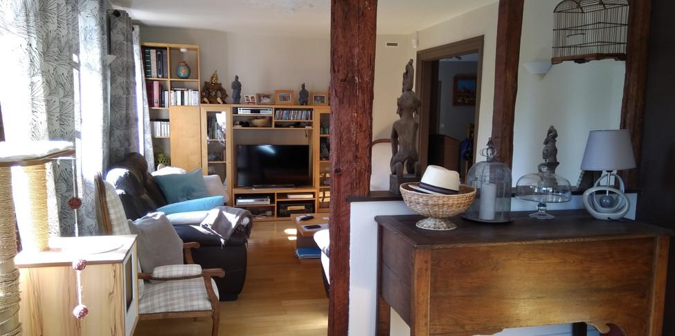 Salon premier étage