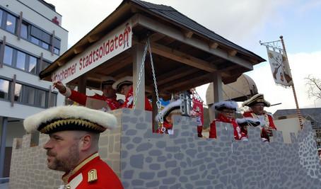 Fastnacht 2018 Umzug Cochem