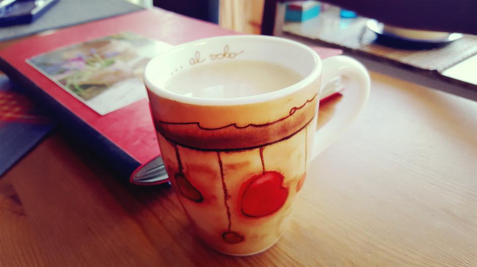 Abwarten und Tee trinken...