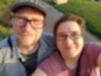 Conny & Tobias Selfie 26.5.18 by Conny H