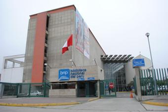 Biblioteca Nacional del Perú habilita nueva sala de estudio al aire libre
