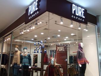 Marca de moda Pure Alpaca ingresa al centro comercial Larcomar