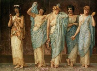Diseño de moda en la Grecia clásica