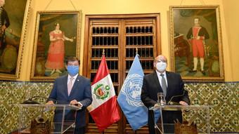 Celebración del 75° Aniversario de la entrada en vigor de la Carta de las Naciones Unidas
