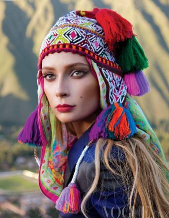 La moda en el Perú