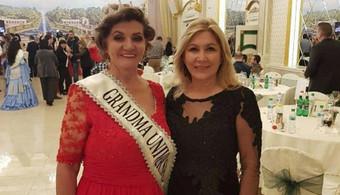 Peruana fue elegida como la abuelita más hermosa del mundo