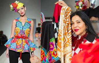 Meche Correa, la pionera de la industria del glamur en el Perú.