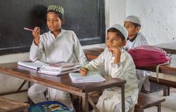 2018 Boys in Class