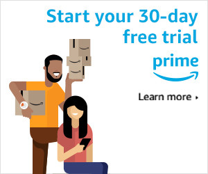 1 Free Month of Amazon Prime