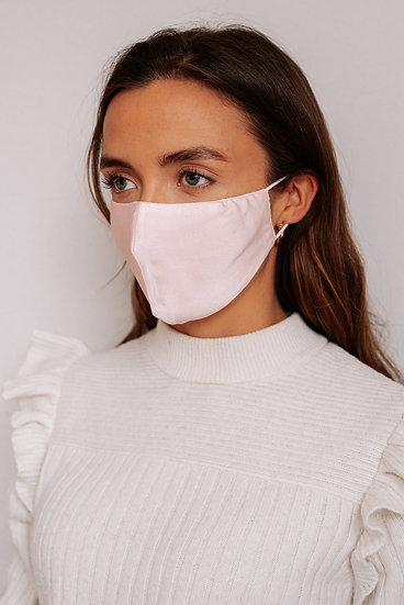 The Silk Face Mask