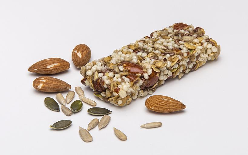 Fitbar honey almond