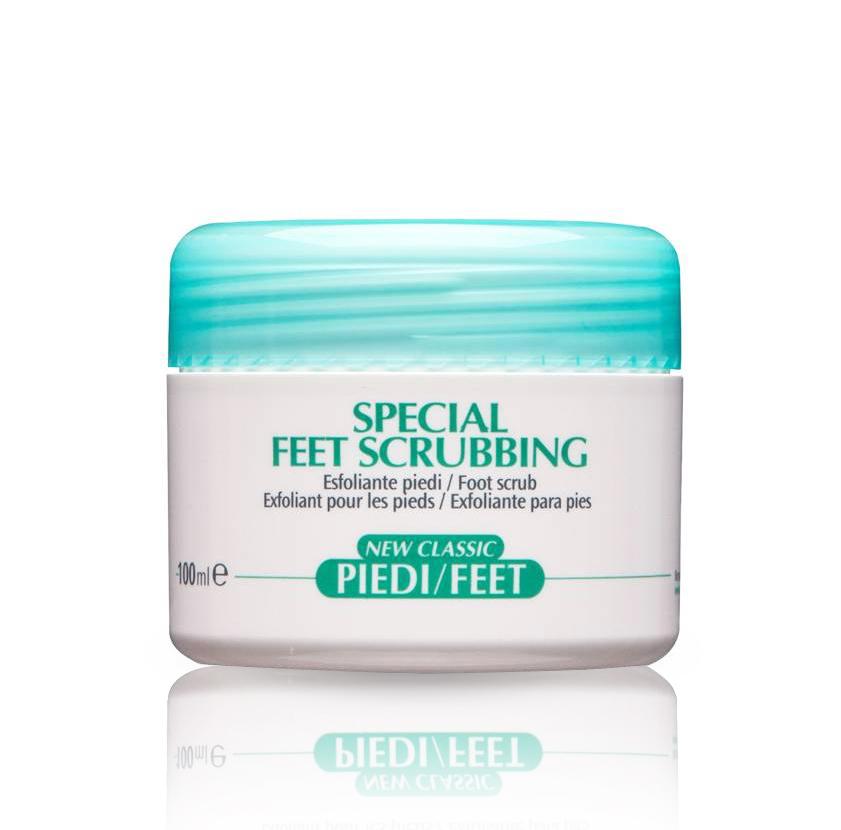 Special Feet Scrubbing