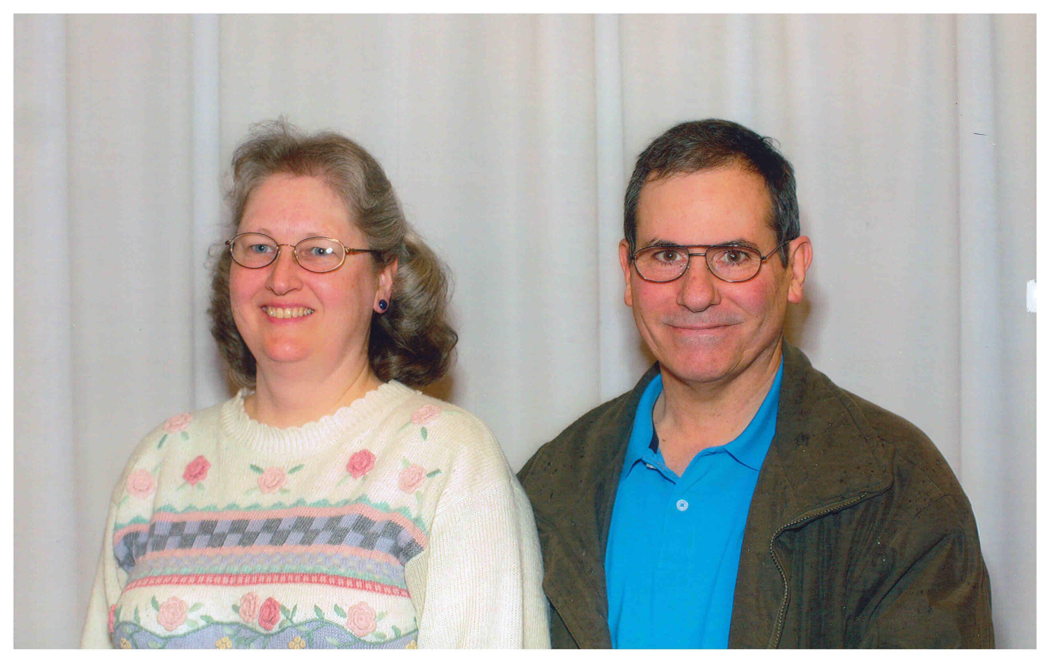 Lonny & Paula Huffman