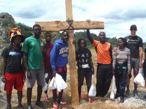 Sports Discipleship School