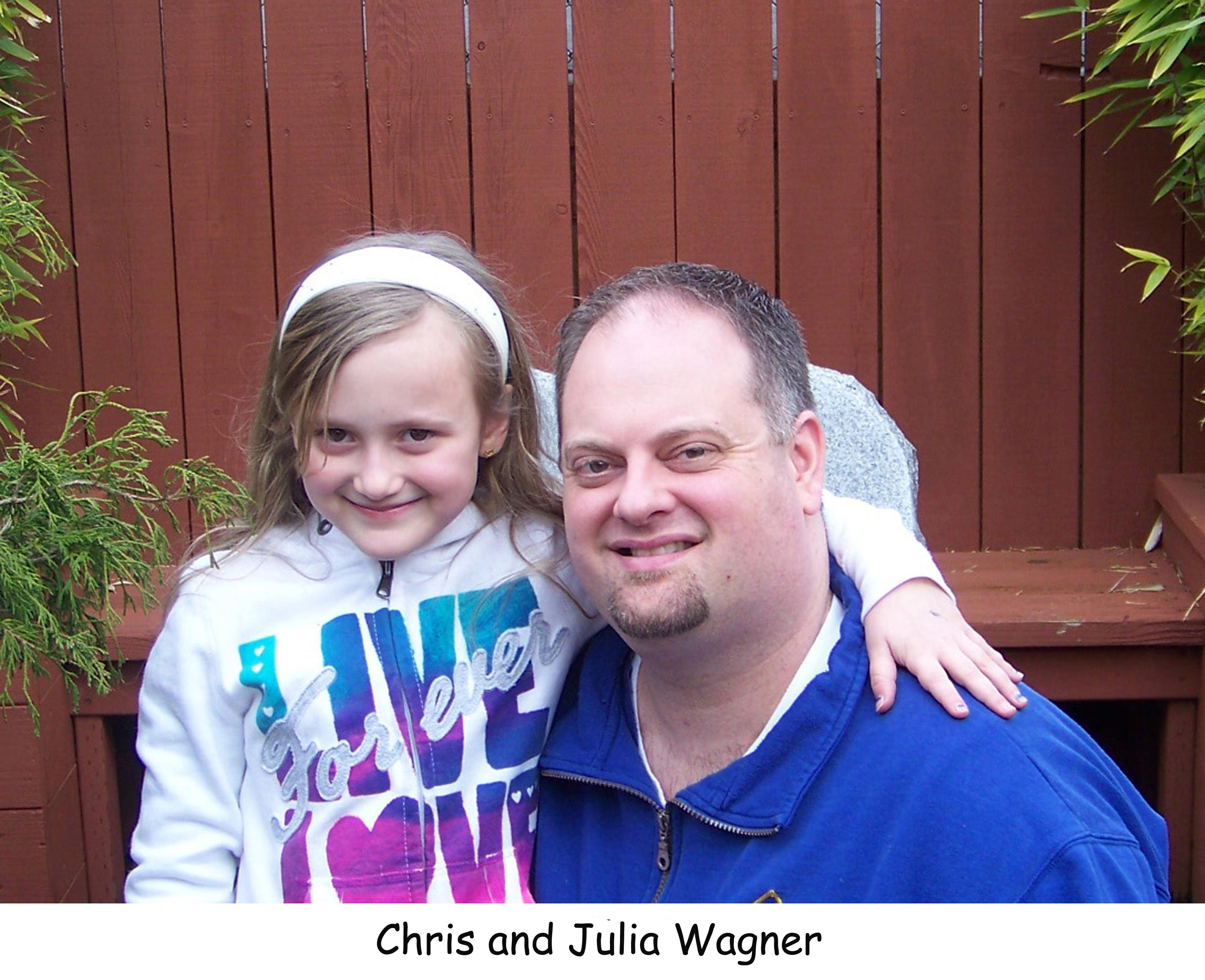 Wagner, Chris & Julia