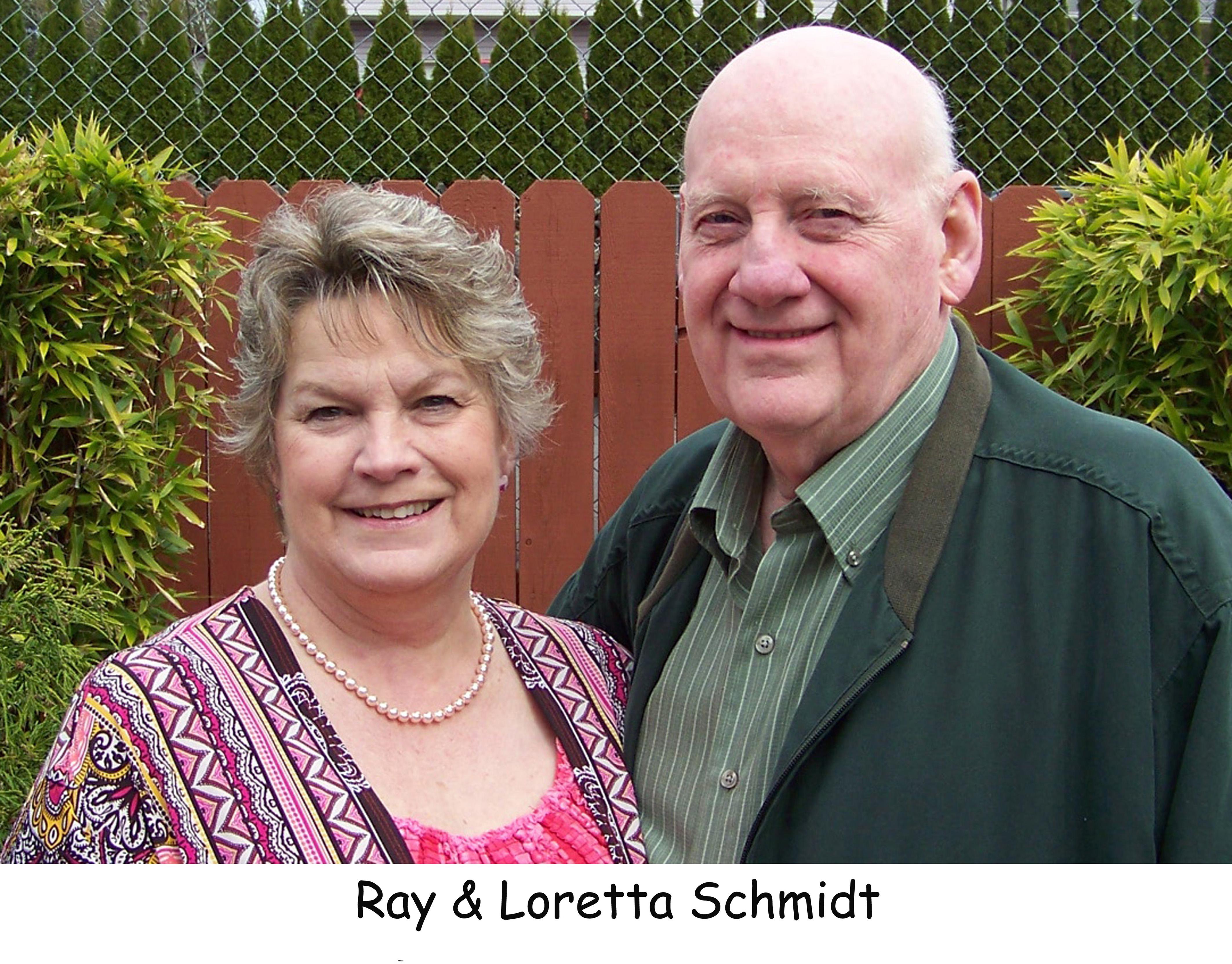 Schmidt, Ray