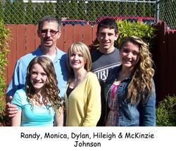 Johnson, Randy & Monica