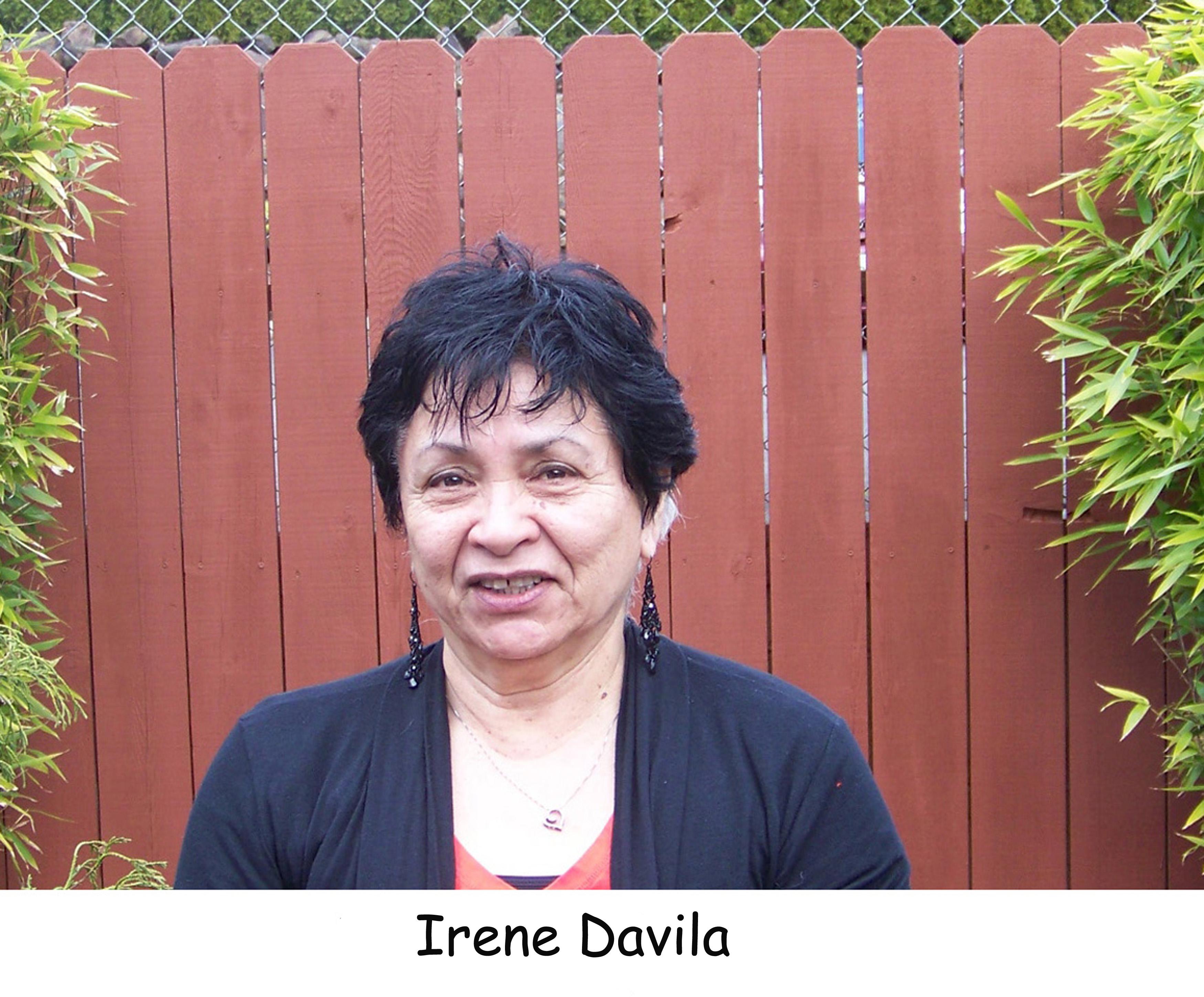 Davila, Irene