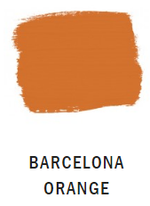 annie sloan chalk paint barcelona orange
