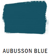 annie sloan chalk paint aubusson blue