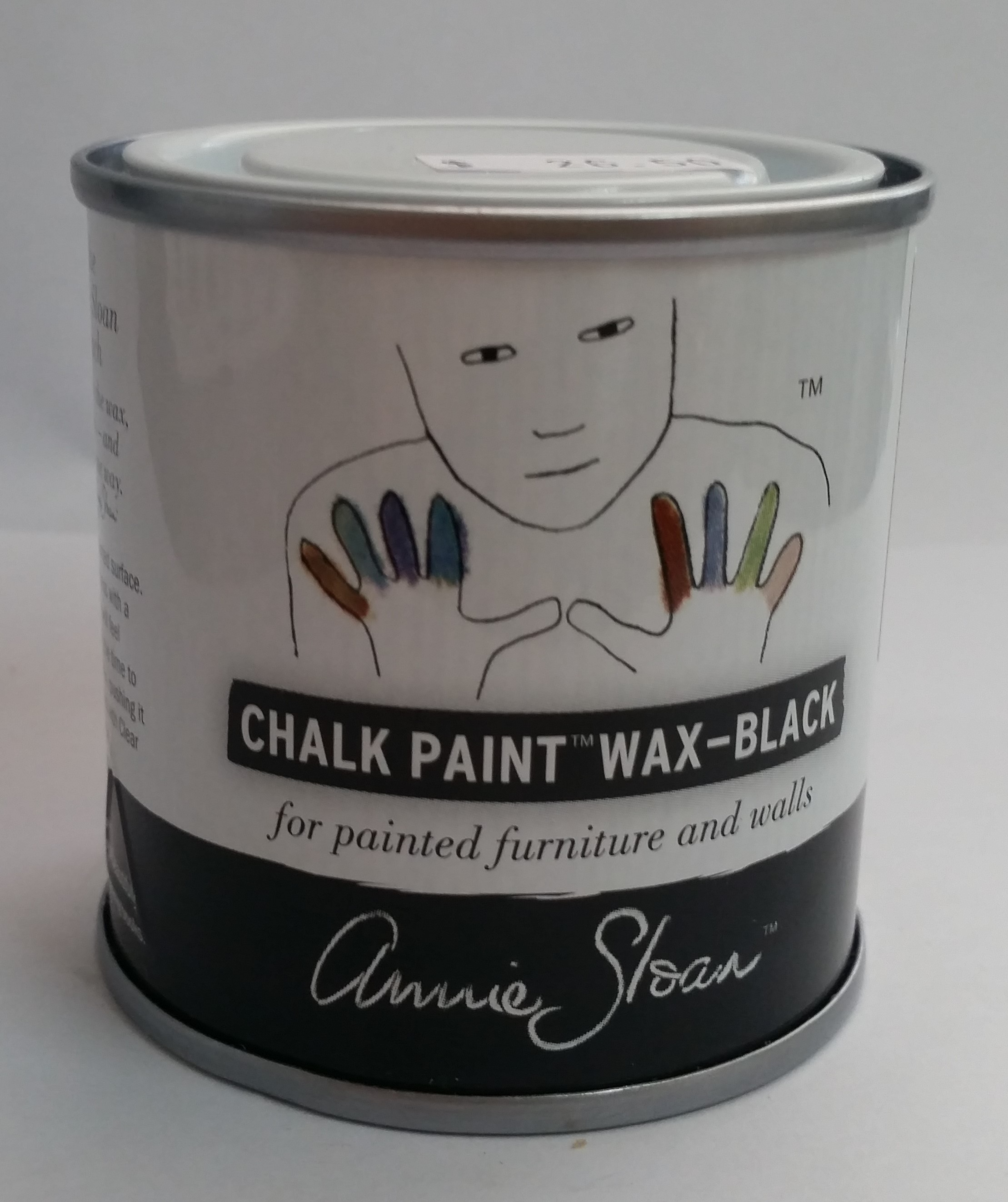 annie sloan chalk paint wax