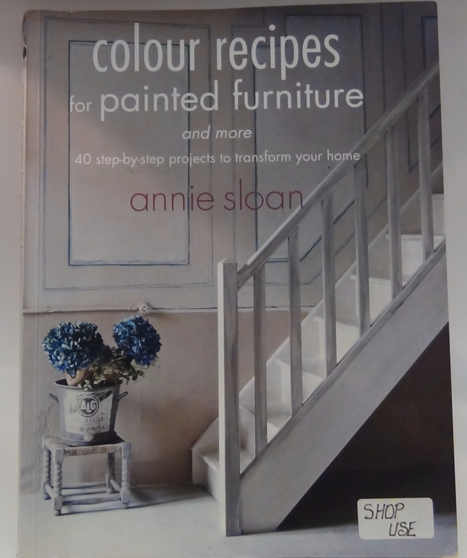 Annie sloan colour recipes