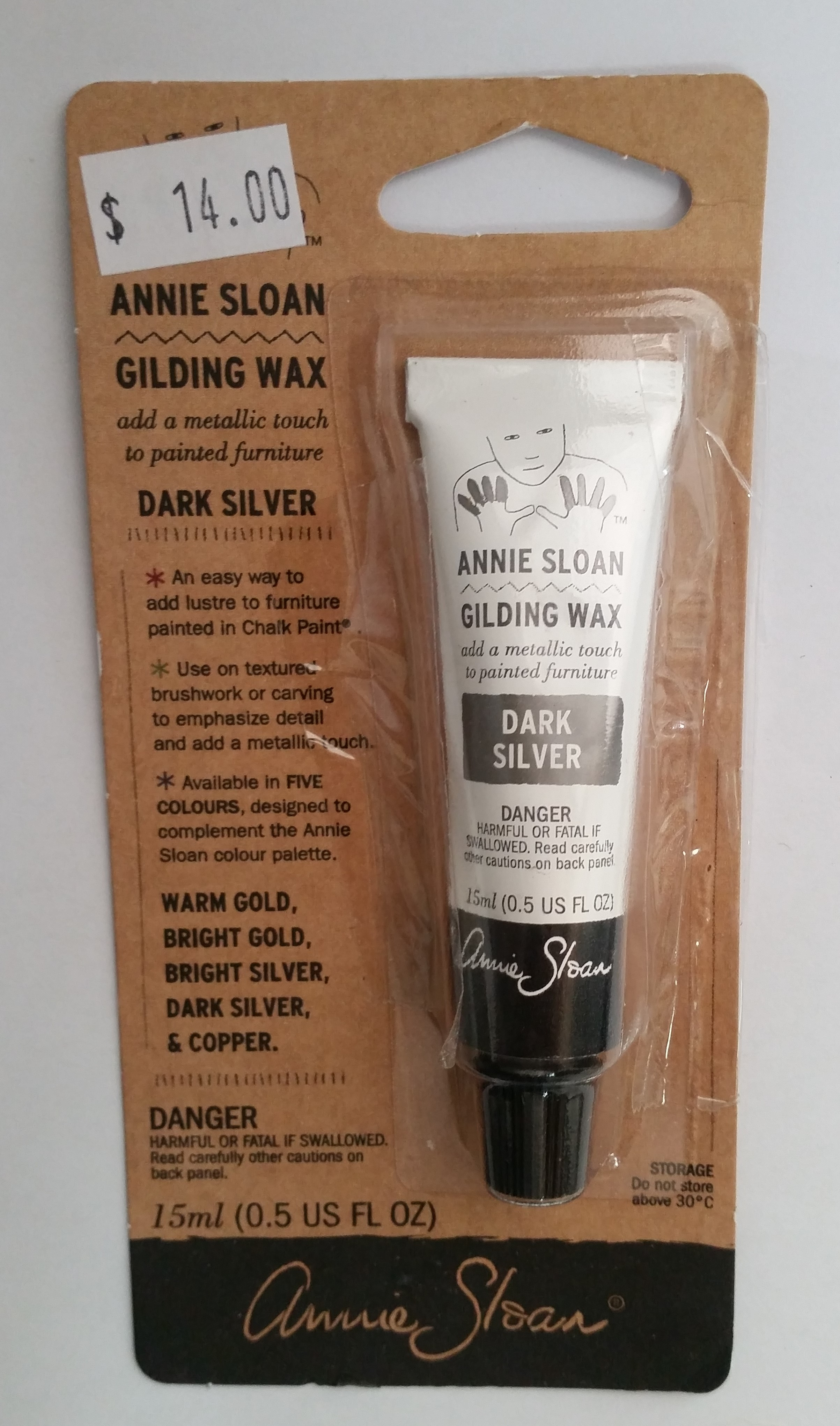 annie sloan wax chalk paint
