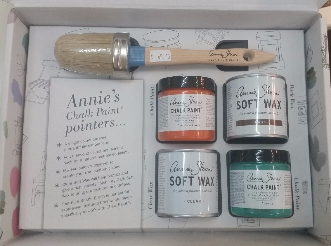 annie sloan chalk paint gift box