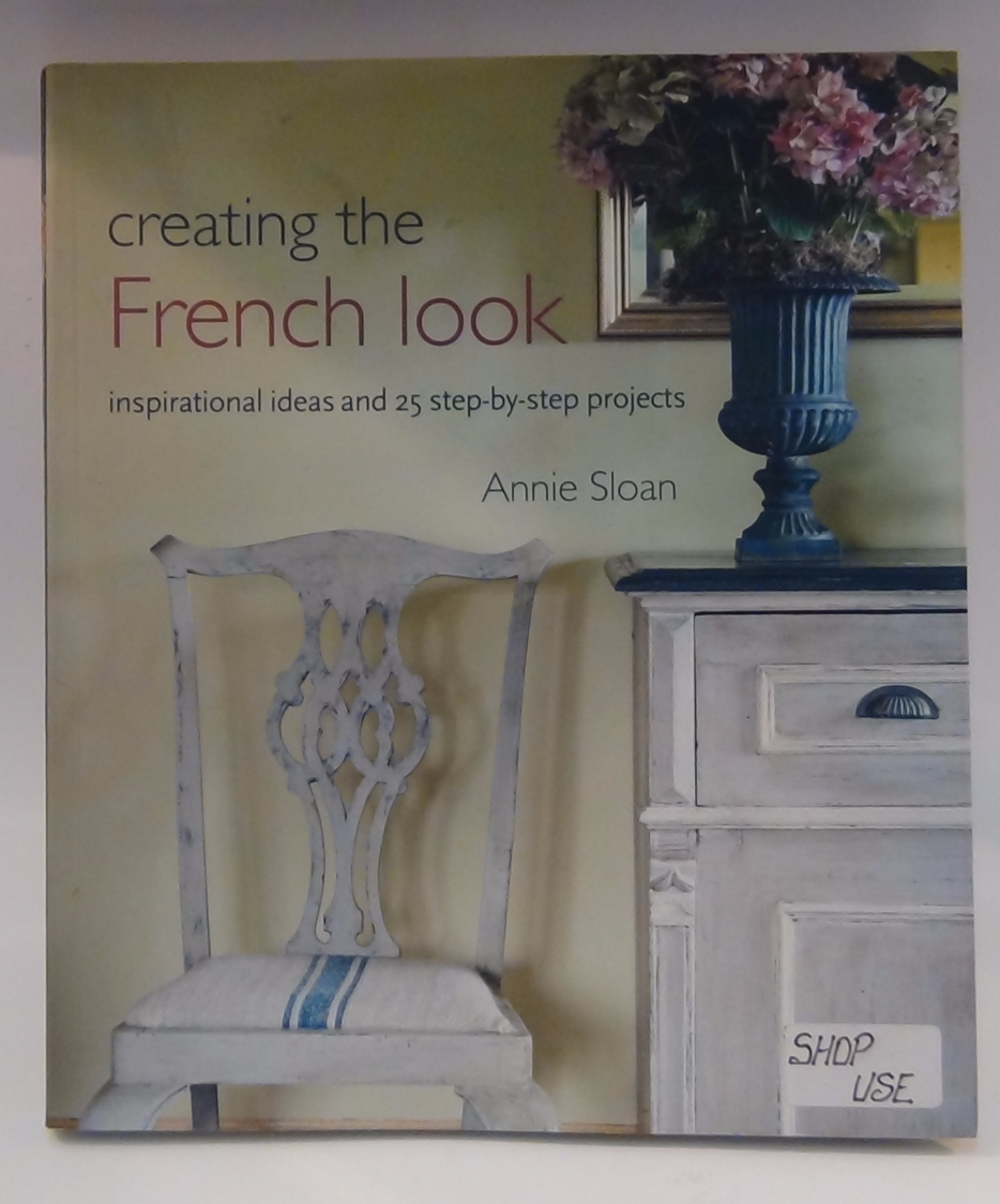 annie sloan chalk paint french look