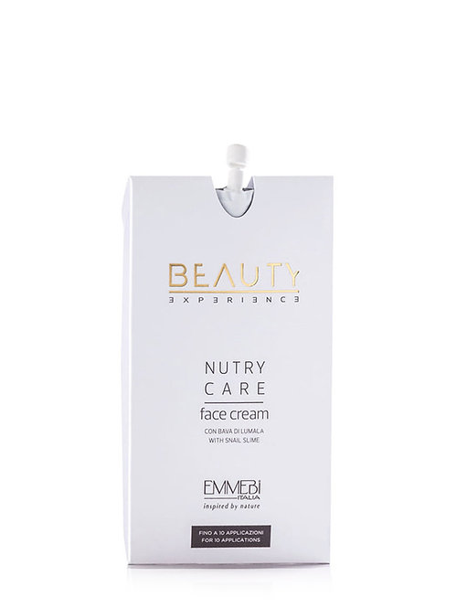 Beauty Experience - Nutry Care Face Face Cream