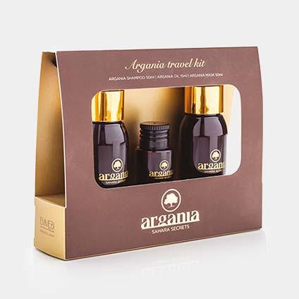 Argania Travel Kit