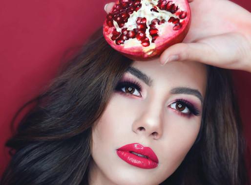 Owoc Granatu i 5 niebywałych korzyści dla Twoich włosów.