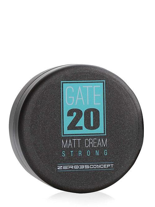 20 Matt Cream