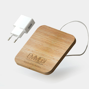 ⠀Bamboo Charger