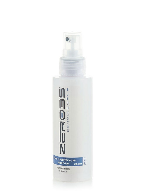 Zer035 - Sleek&Curls - Re-balance Spray - No Rinse