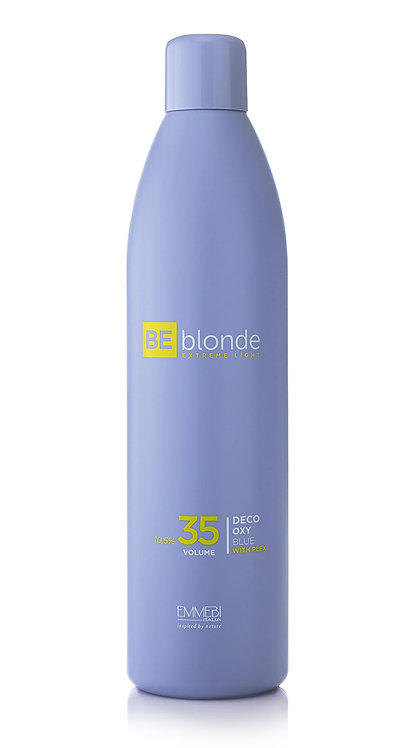 BE Blonde - DECO OXY BLUE Kremowa emulsja utleniająca 10,5% (35 volumi)